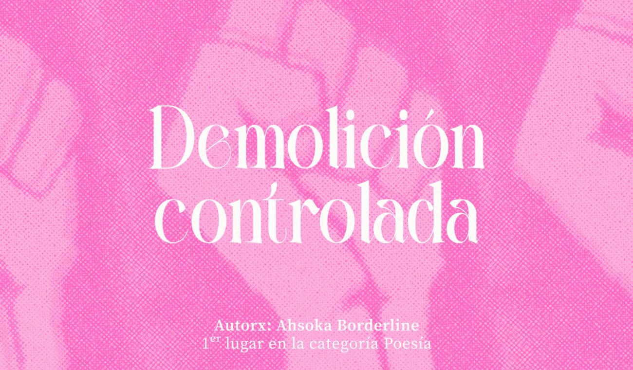 Demolición controlada, escrito por Ahsoka Borderline